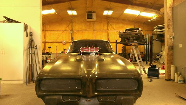 Steve Dale's '69 GTO F/C