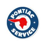 Pontiac Stickers