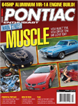 Pontiac Enthusiast Cover August 2009 Wally Becker article