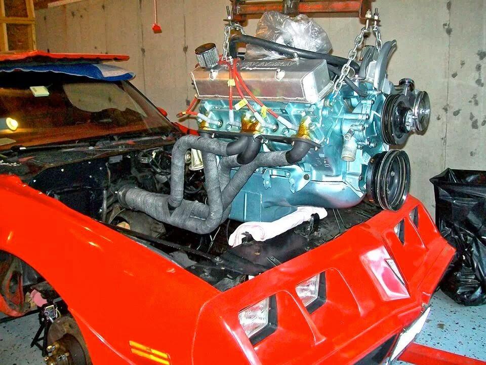 Pontiac High Performance Crate Engines Autos Post