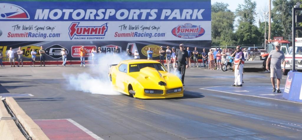 John Welter 2015 Burnout 2 Pontiac Firebird