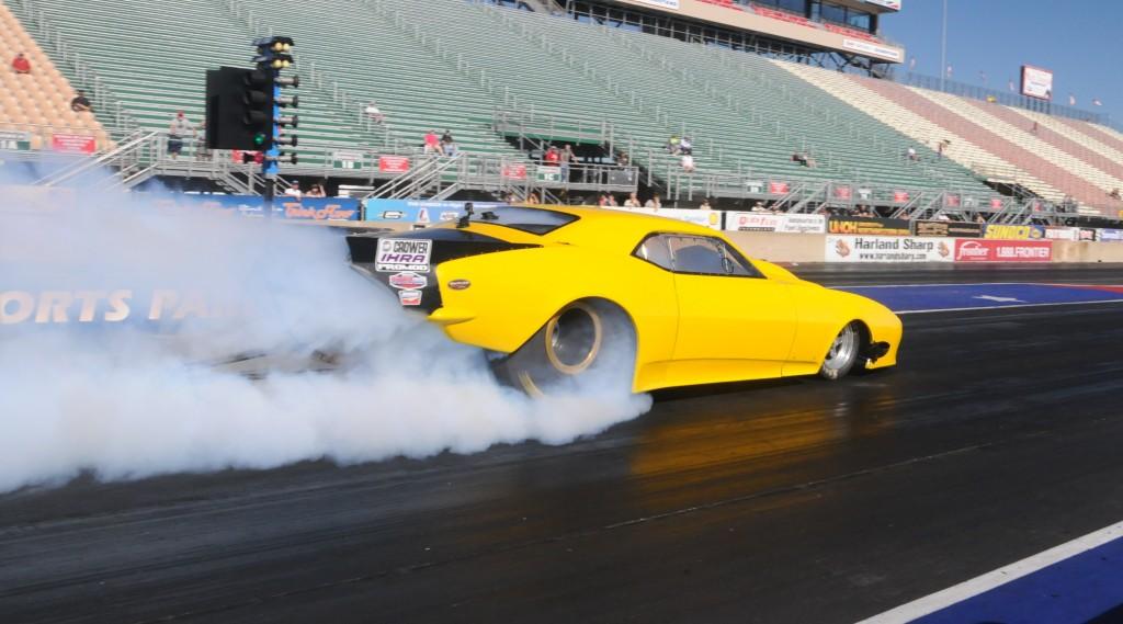John Welter 2015 Burnout Pontiac Firebird