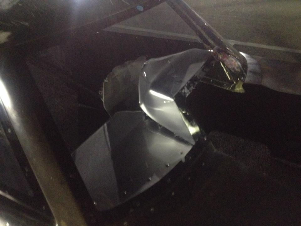Steve Dale GTO damage 1