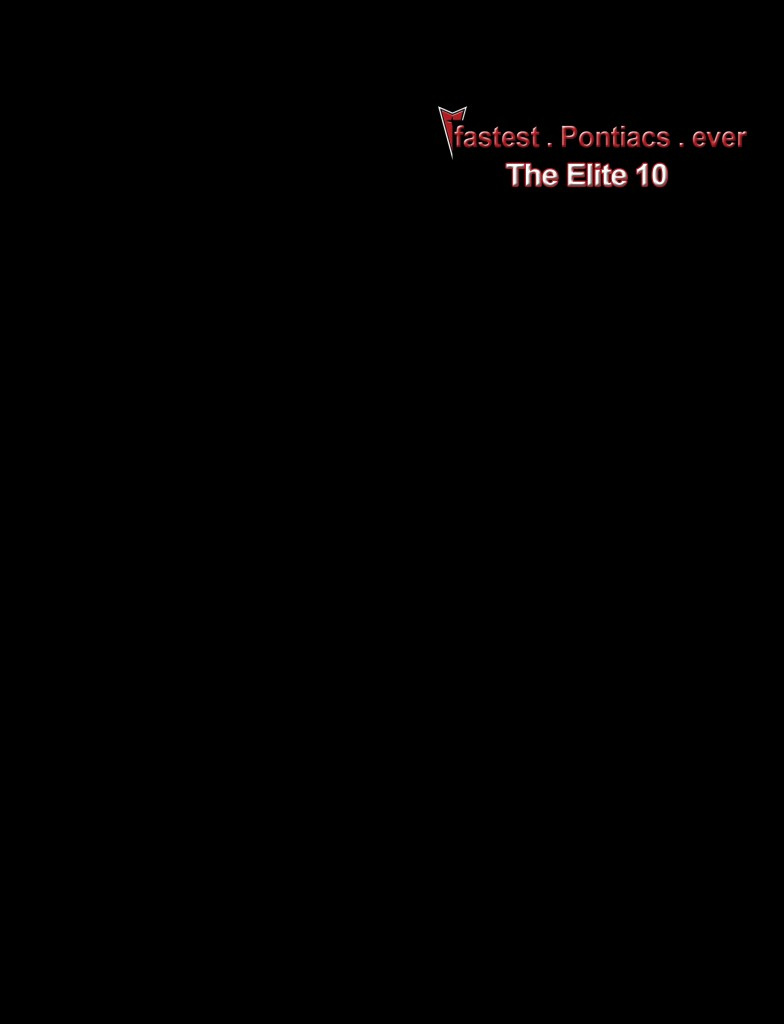 FPE Elite 10 shirt black front 2016