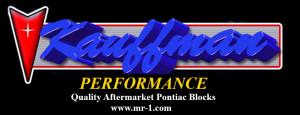 Kauffman Performance Logo