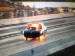 Steve Dale GTO explosion
