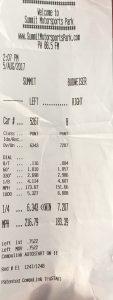Joe Perkins 7.207 at 183.39 mph
